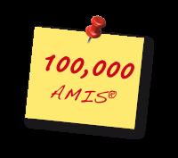 100,000 AMIS!
