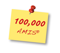 100,000 AMIS Procedure Performed Globally!