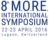 8th M.O.R.E. International Symposium - 22/23 April 2016 - Lugano